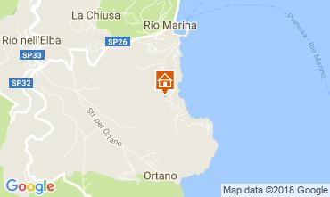 Mappa Rio Marina Appartamento 115335