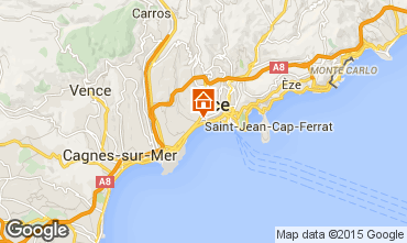 Mappa Nizza Monolocale 35014