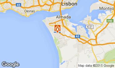 Mappa Lisbona Villa  55207