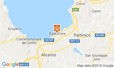 Mappa Balestrate Appartamento 53262