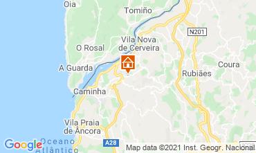 Mappa Vila Nova de Cerveira Villa  106443