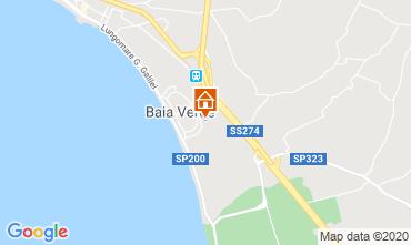 Mappa Gallipoli Monolocale 111072