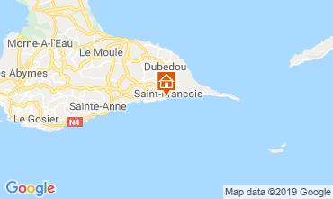 Mappa Saint Francois Appartamento 118326