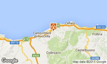 Mappa Cefal� B&B 72265