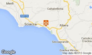 Mappa Sciacca Appartamento 78292