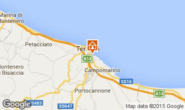 Mappa Termoli Appartamento 82584