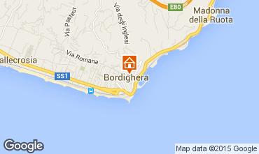Mappa Bordighera Appartamento 79637