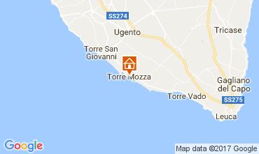 Mappa Torre Mozza Casa 81156