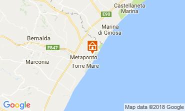 Mappa Metaponto Appartamento 64851
