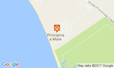 Mappa Principina a Mare Appartamento 108820