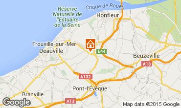 Mappa Honfleur Casa 20284