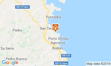 Mappa San Teodoro Appartamento 92982