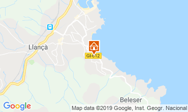 Mappa Llança Appartamento 119631