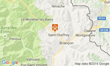 Mappa Serre Chevalier Appartamento 66595