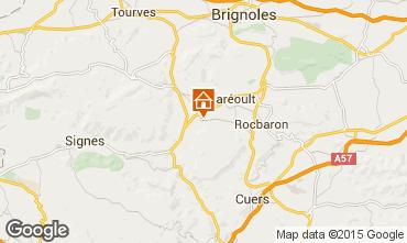 Mappa N�oules Villa  95289