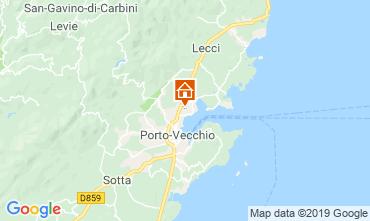 Mappa Porto Vecchio Villa  117836