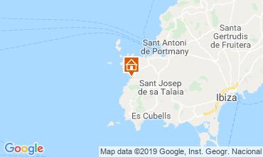 Mappa Cala Tarida Appartamento 118637
