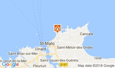 Mappa Saint Malo Casa 115991