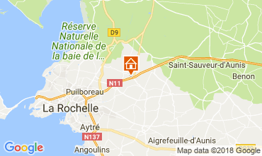 Mappa La Rochelle Casa 114607