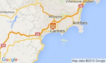 Mappa Cannes Appartamento 88211