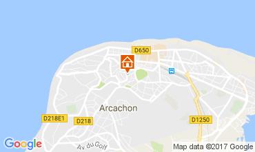 Mappa Arcachon Appartamento 109694