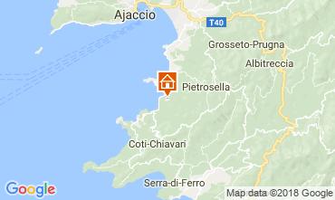 Mappa Porticcio Villa  114573
