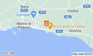 Mappa Marina di Ragusa Appartamento 30110