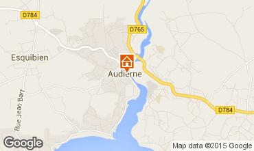 Mappa Audierne Appartamento 60237