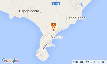 Mappa Isola di Capo Rizzuto Appartamento 81850