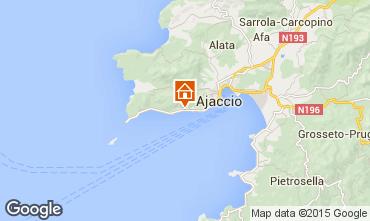 Mappa Ajaccio Monolocale 7821