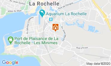Mappa La Rochelle Monolocale 87389