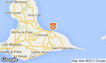 Mappa Le Moule Appartamento 98787