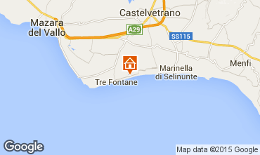 Mappa Tre Fontane Villa  81041