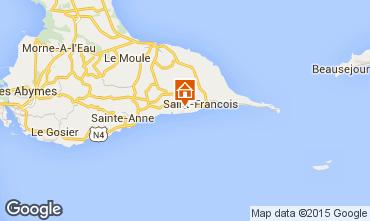 Mappa Saint Francois Villa  81102