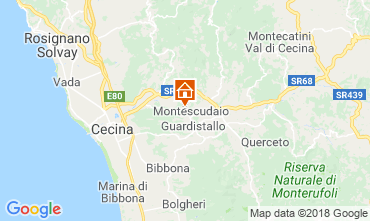 Mappa Cecina Appartamento 29998