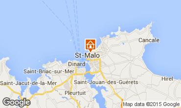 Mappa Saint Malo Monolocale 83173