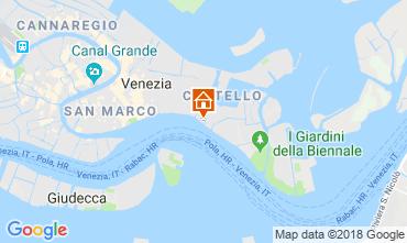 Mappa Venezia Appartamento 86011