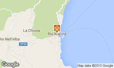 Mappa Rio Marina Appartamento 73249