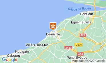 Mappa Deauville Monolocale 58454