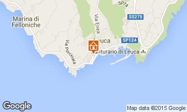 Mappa Santa Maria di Leuca Appartamento 35046