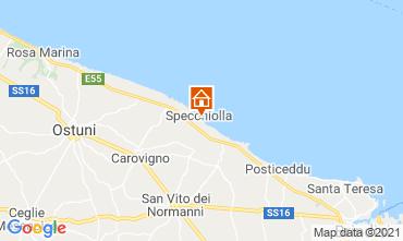 Mappa Ostuni Villa  95250