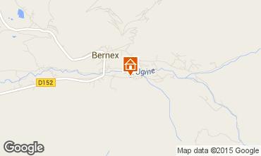 Mappa Bernex Chalet 4880