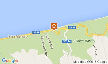 Mappa San Menaio Appartamento 104720