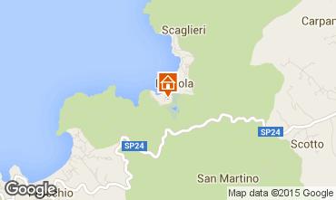Mappa Portoferraio Appartamento 85234