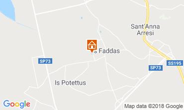 Mappa Sant'Anna Arresi Appartamento 81457