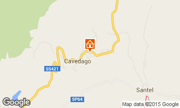 Mappa Andalo - Fai della Paganella Appartamento 58659