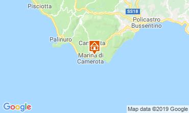 Mappa Marina di Camerota Appartamento 118928