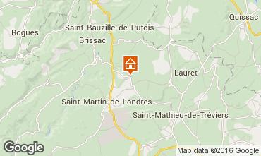 Mappa Montpellier Casa 102702