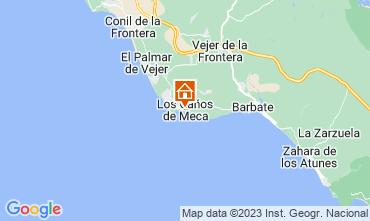 Mappa Cadice Villa  95006