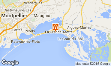 Mappa La Grande Motte Monolocale 67260